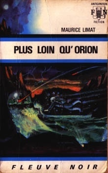 Couverture du livre : FNA -417- Plus loin qu'Orion