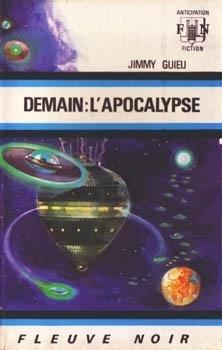 Couverture du livre : FNA -402- Demain : L'Apocalypse