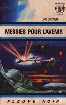 Couverture du livre : FNA -558- Messies pour l'avenir