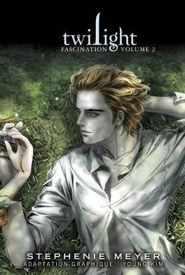 Couverture du livre : Twilight, Tome 1 : Fascination II (Roman graphique)
