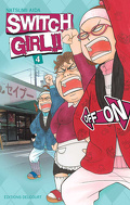 Switch Girl, Tome 4