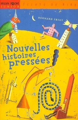 Couverture du livre : Nouvelles Histoires pressées