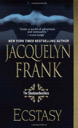 Couverture du livre : The Shadowdwellers, Tome 1 : Ecstasy