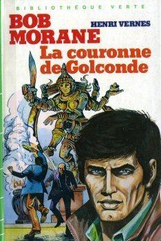 Couverture du livre : La Couronne de Golconde
