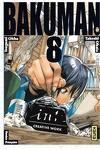 couverture Bakuman, Tome 8