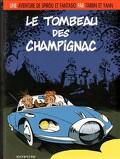 Une aventure de Spirou et Fantasio, Tome 3 : Le tombeau des Champignac