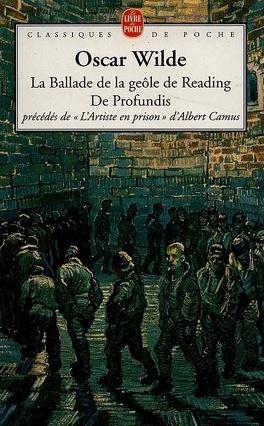 Couverture du livre : De profundis