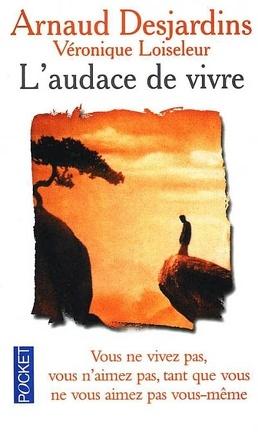 Couverture du livre : L'audace de vivre