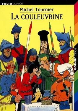 Couverture du livre : La Couleuvrine