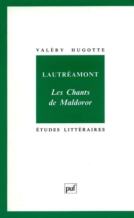 Couverture du livre : Lautréamont, Les chants de Maldoror