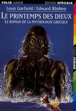 Couverture du livre : Le printemps des dieux, le roman de la mythologie grecque