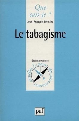 Couverture du livre : Le tabagisme