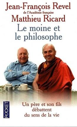 Couverture du livre : Le moine et le philosophe