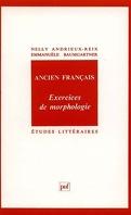 Ancien français, exercices de morphologie