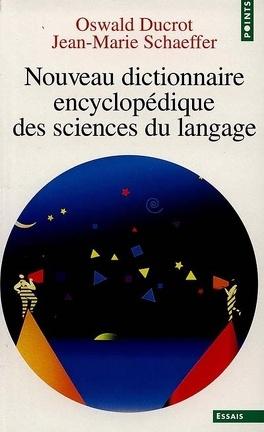 Nouveau Dictionnaire Encyclopedique Des Sciences Du Langage Livre De Oswald Ducrot