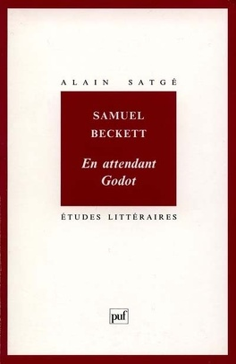 Couverture du livre : Samuel Beckett, En attendant Godot