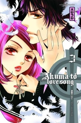 Couverture du livre : Akuma To Love Song, Tome 3