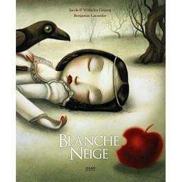 Couverture du livre : Blanche-Neige