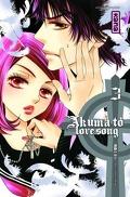 Akuma To Love Song, Tome 3