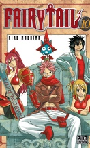 Fairy Tail, Tome 10