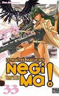 Negima! Le Maître Magicien, tome 33