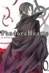 couverture Pandora Hearts, Tome 10