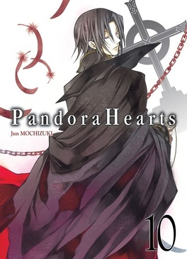 Couverture du livre : Pandora Hearts, Tome 10