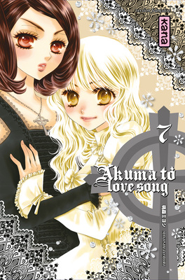 Couverture du livre : Akuma To Love Song, Tome 7