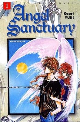 Couverture du livre : Angel sanctuary, tome 1