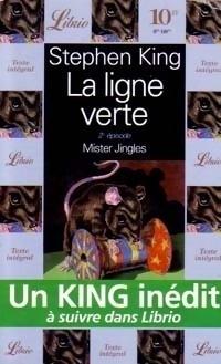 Couverture du livre : La Ligne Verte, Tome 2 : Mister Jingles