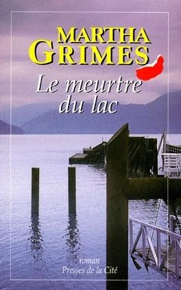 Couverture du livre : Le meurtre du lac