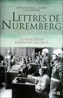 Couverture du livre : Lettres de Nuremberg