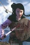 couverture Princesse Shannon, Tome 2 : Le Glaive de la vengeance