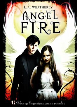 Couverture du livre : Angel, Tome 2 : Angel Fire