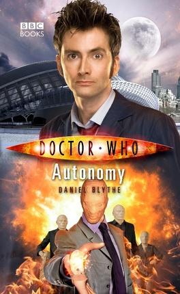 Couverture du livre : Doctor Who : Autonomy