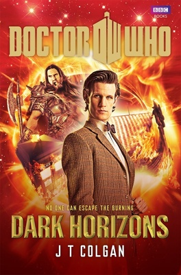Couverture du livre : Doctor Who : Dark Horizons