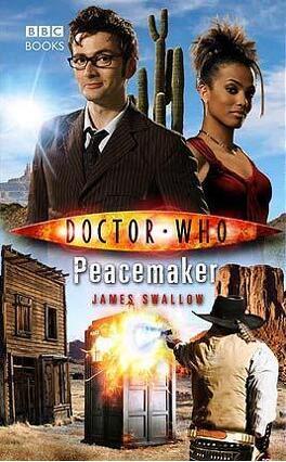 Couverture du livre : Doctor Who : Peacemaker