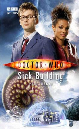 Couverture du livre : Doctor Who : Sick Building