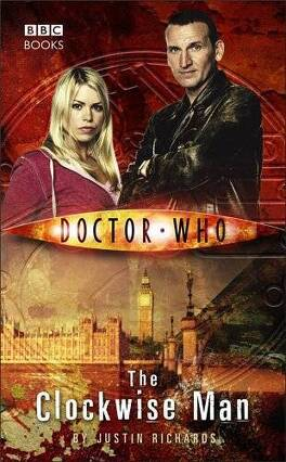 Couverture du livre : Doctor Who : The Clockwise Man