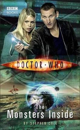 Couverture du livre : Doctor Who : The Monsters Inside