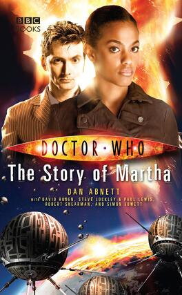 Couverture du livre : Doctor Who : The Story of Martha