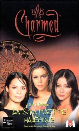 Couverture du livre : Charmed, Tome 10 : La Statuette Maléfique
