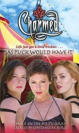 Couverture du livre : Charmed, Tome 34 : As Puck Would Have It