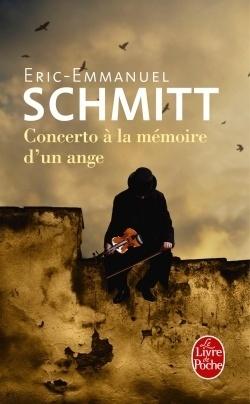 Couverture du livre : Concerto à la mémoire d'un ange