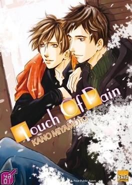Couverture du livre : Touch of pain