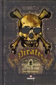 Couverture du livre : Pirates, Fléaux des mers