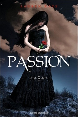 Couverture de Damnés, Tome 3 : Passion
