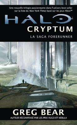 Couverture de Halo, La Saga Forerunner, Tome 1 : Cryptum
