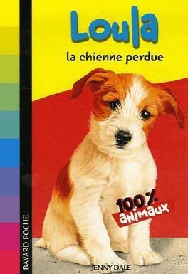 Couverture du livre : Loula la chienne perdue