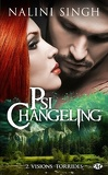 Psi-Changeling, Tome 2 : Visions torrides